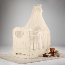 Детская кроватка Слоненок
