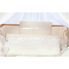 Комплект в кроватку Lepre Romantika (6 предметов)