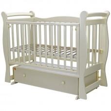 """Кровать детская """"Валенсия-6"""" 120*60 (маятник с ящиком)"""