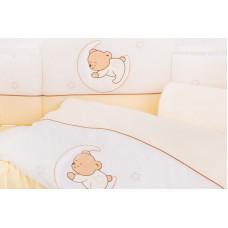 Сменное постельное бельё Lepre коллекции AMORE