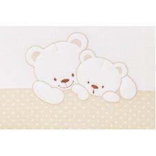 Сменное постельное бельё Lepre коллекции SWEET BEARS