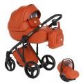 Детская коляска Adamex Luciano Deluxe NEW 3 в 1