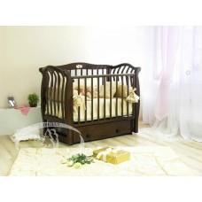 Детская кроватка Можга (Красная Звезда) Аэлита С-888 ( поперечный маятник )