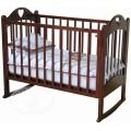 Детская кроватка Можга (Красная Звезда) Любаша С-635 (качалка)