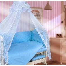 """Комплект в кроватку 7 предметов """"Верные друзья"""""""