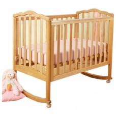 Кроватка Лель Жасмин АБ19.0 (без ящика)