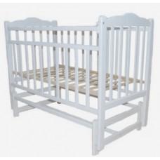 Детская кроватка Ариша-5 маятник продольный