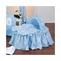 Люлька-колыбель для новорожденного Ruggeri Cuore (голубой)