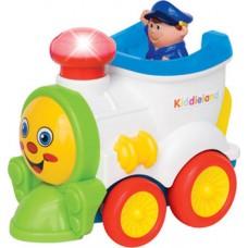 Развивающая игрушка «Забавный паровозик» KID 041988