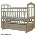 """Кровать детская  """"Лира-7"""" 120*60 (маятник с ящиком)"""