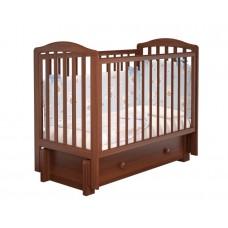 """Кровать детская """"Пикколо 3"""" (Базовая + маятник с ящиком) Можгинский лесокомбинат"""