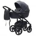 Детская коляска RANT Aura S Line Эко-кожа 2 в 1