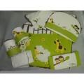 Комплект белья в кроватку Senbodulun  SB2387