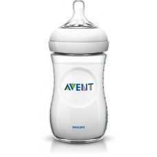 Детская бутылочка Avent серии Natural