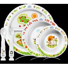 Набор для кормления малышей от 6 мес .Avent