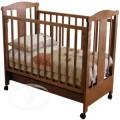 Детская кроватка Красная Звезда (Можга) Силена С842 (колесо)