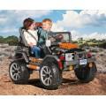 Детский электромобиль Peg-Perego Gaucho Rock in