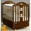 Детская кроватка Pali Capriccio Classic Walnut