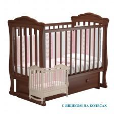 """Кровать детская """"Вэлла 1"""" (Базовая + ящик) Можгинский лесокомбинат"""