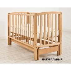 Детская кроватка с маятником Angela Bella Бьянка