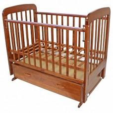 Кровать детская Милана 6 маятник с ящиком