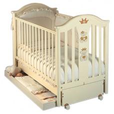 Кроватка маятник Pali Capriccio (Ivory)