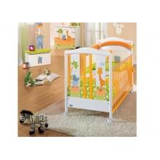Кроватка на колесах Pali Gigi Lele