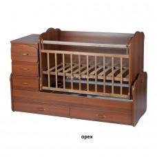 Детская кроватка-трансформер Yarri Оле Лукойе