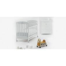 Детская  кроватка Erbesi Prezioso