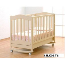Детская кроватка Гандылян Ванечка (качалка)