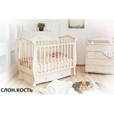 Детская кроватка Можга (Красная Звезда) Юлиана С757