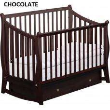 Детская кроватка Papaloni Maggy