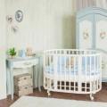 Детская кроватка Nuovita NIDO MAGIA (5 в 1)