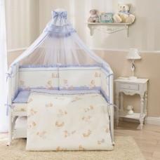 Детский комплект в кровать «Тиффани» 7 предм.