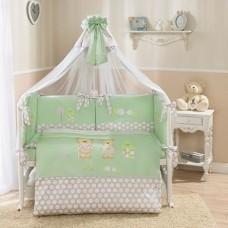 Детский комплект в кровать «Венеция» 7 предм.